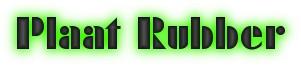 Plaatrubber SBR NR Neoprene EPDM Nitril VITON rubber